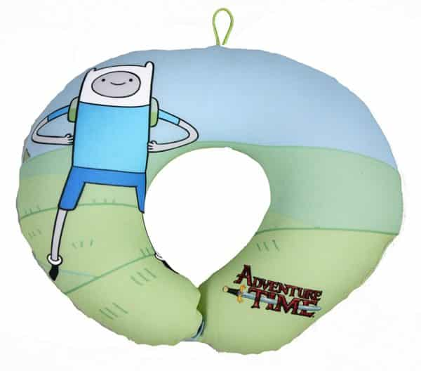 Adventure Time Finn and Jake Kids Travel Pillow Finn
