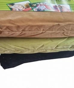 "All In One Travel Blanket/Pillow Set With Matching Carry Case, 50""x58"", Assorted Color"