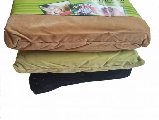 """All In One Travel Blanket/Pillow Set With Matching Carry Case, 50""""x58"""", Assorted Color"""