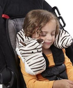 Animal Planet Travel Pillow for Kids, Tiger