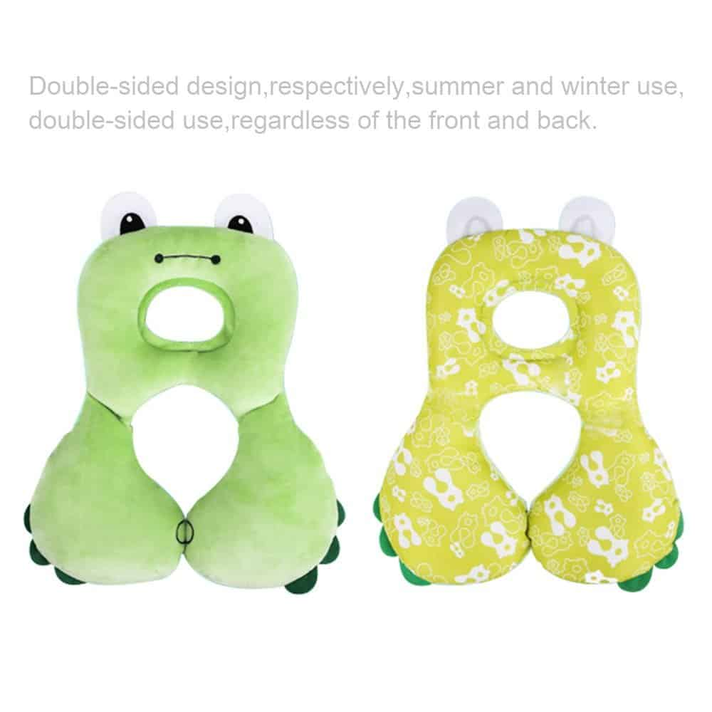 Baby Travel Pillow Fome Kids Baby Toddler Neck Pillow