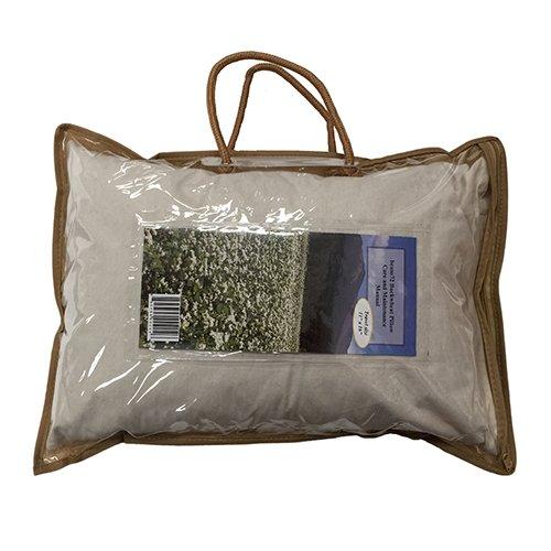 Beans72 Organic Buckwheat Pillow Travel Child Size 11