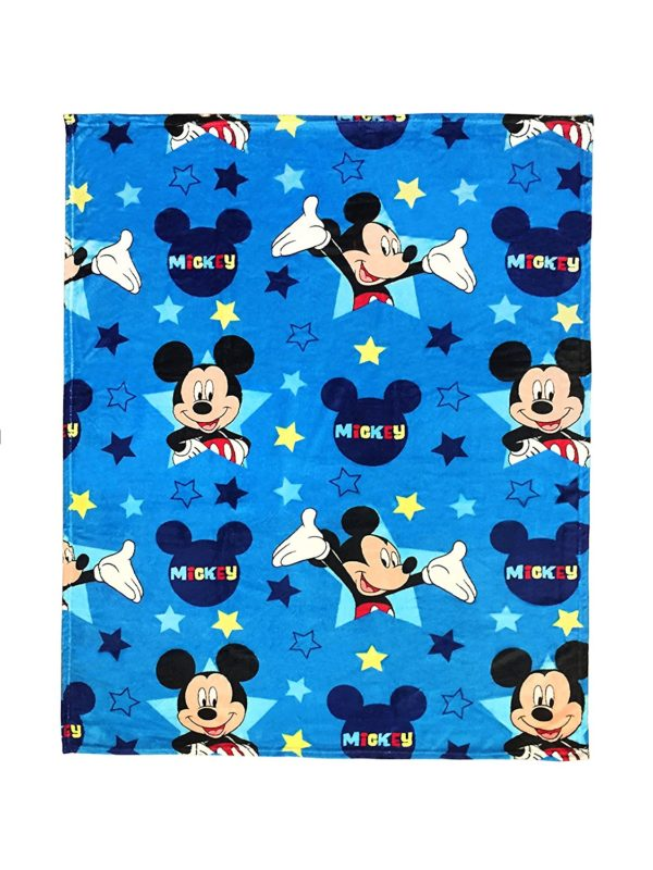 Disney Mickey Mouse 3 Piece Travel Set