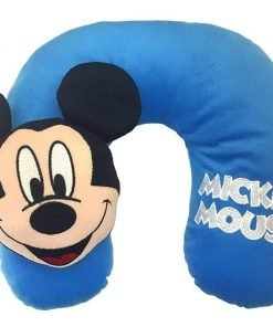Disney Mickey Mouse 3D Travel Neck Pillow, Mickey Neck Pillow