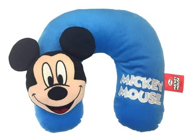 Disney Mickey Mouse 3D Travel Neck Pillow, Mickey Neck Pillow