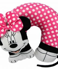 Disney Minnie Mouse 3D Character Travel Pillow