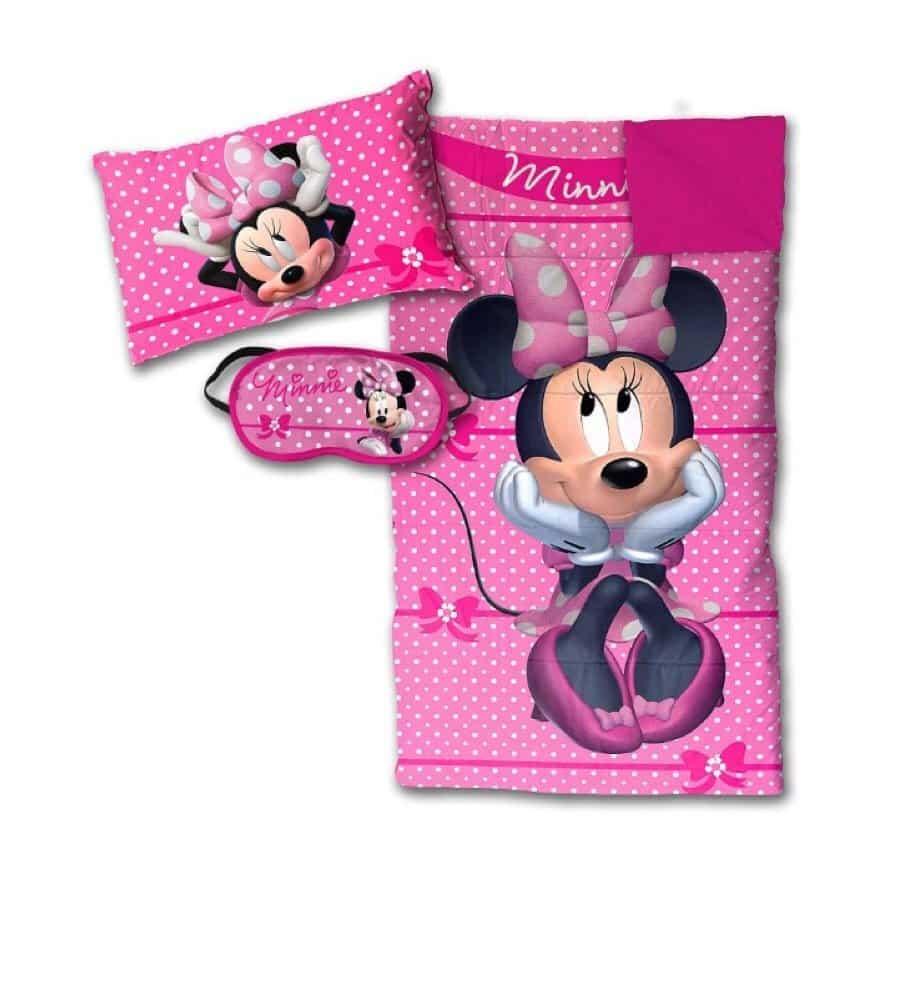 Disney Minnie Mouse Bowtique Sleepover Set Sleeping Bag