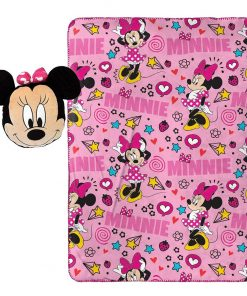Disney Minnie Mouse Doodle Nogginz Pillow