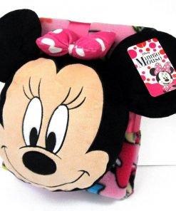 Disney Minnie Mouse Doodle Nogginz Pillow