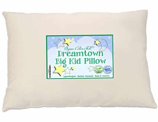 Dreamtown Kids Large Size Kids Pillow Big Kid Pillow