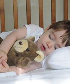 KP Linen 2 Set Kids Toddler Travel Pillow Cases 100% Egyptian Cotton - Pillows Sized 14