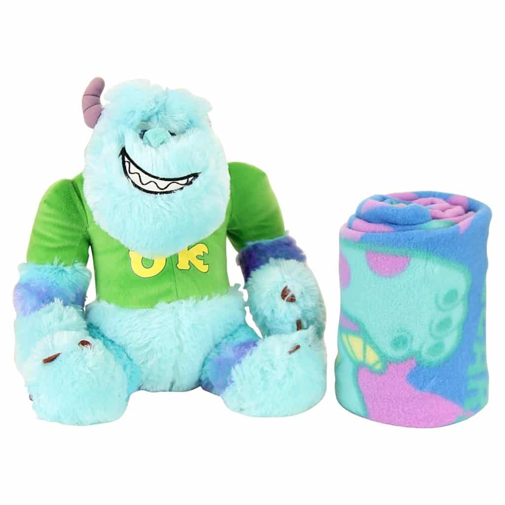 throw blanket and pillow set kid s character throw blanket and