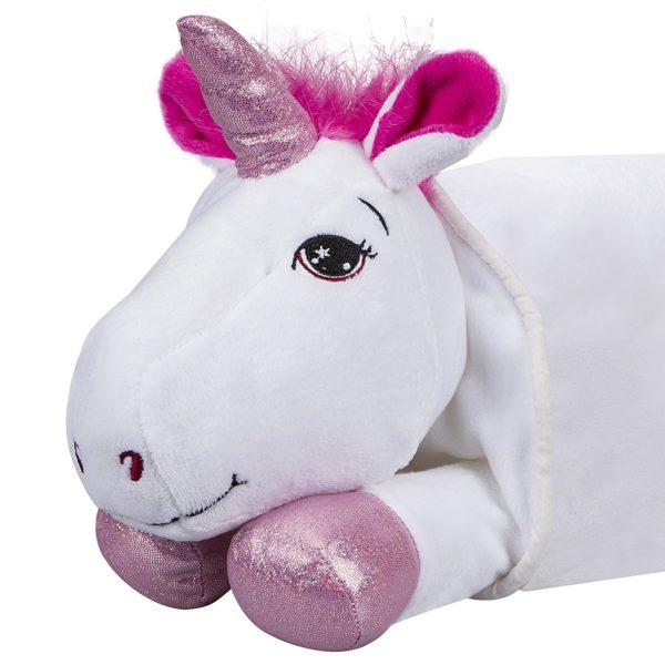 LapGear Lap Pets Tablet Pillow - Tablet Stand - Unicorn