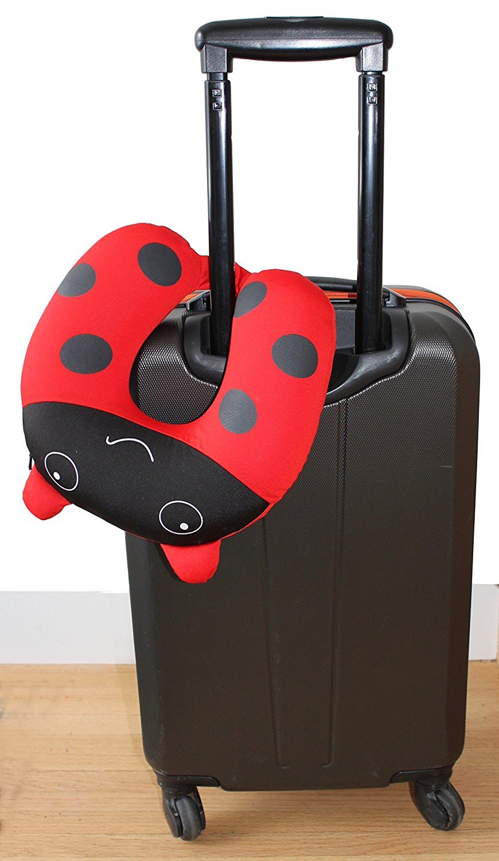 Nido Nest Kids Travel Neck Pillow Best For Long Flights