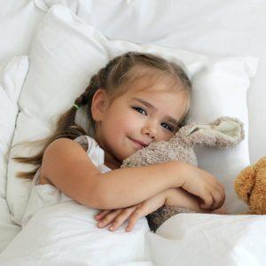 PharMeDoc Toddler Pillow for Kids, White, 14 x 19 inch - No Pillowcase Needed - Machine Washable