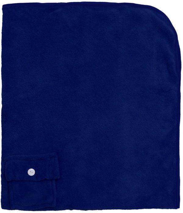 Simplicity 2 PCs Inflatable Travel Pillow & Blanket Set