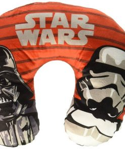 Star Wars Empire Stripe Red Neck Pillow