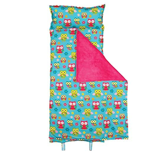 Stephen Joseph All-Over Print Nap Mat, Owl