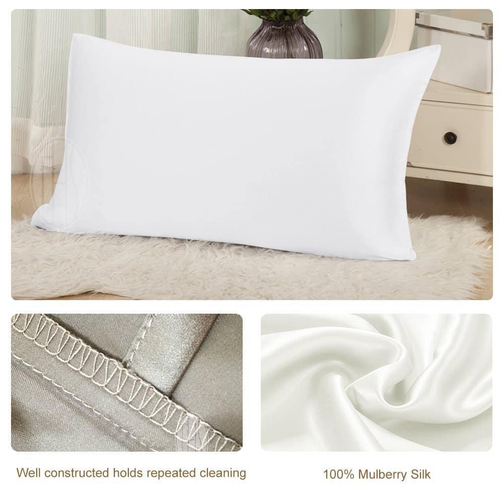 Silk Pillowcase Thxsilk 19 Momme Mulberry Silk